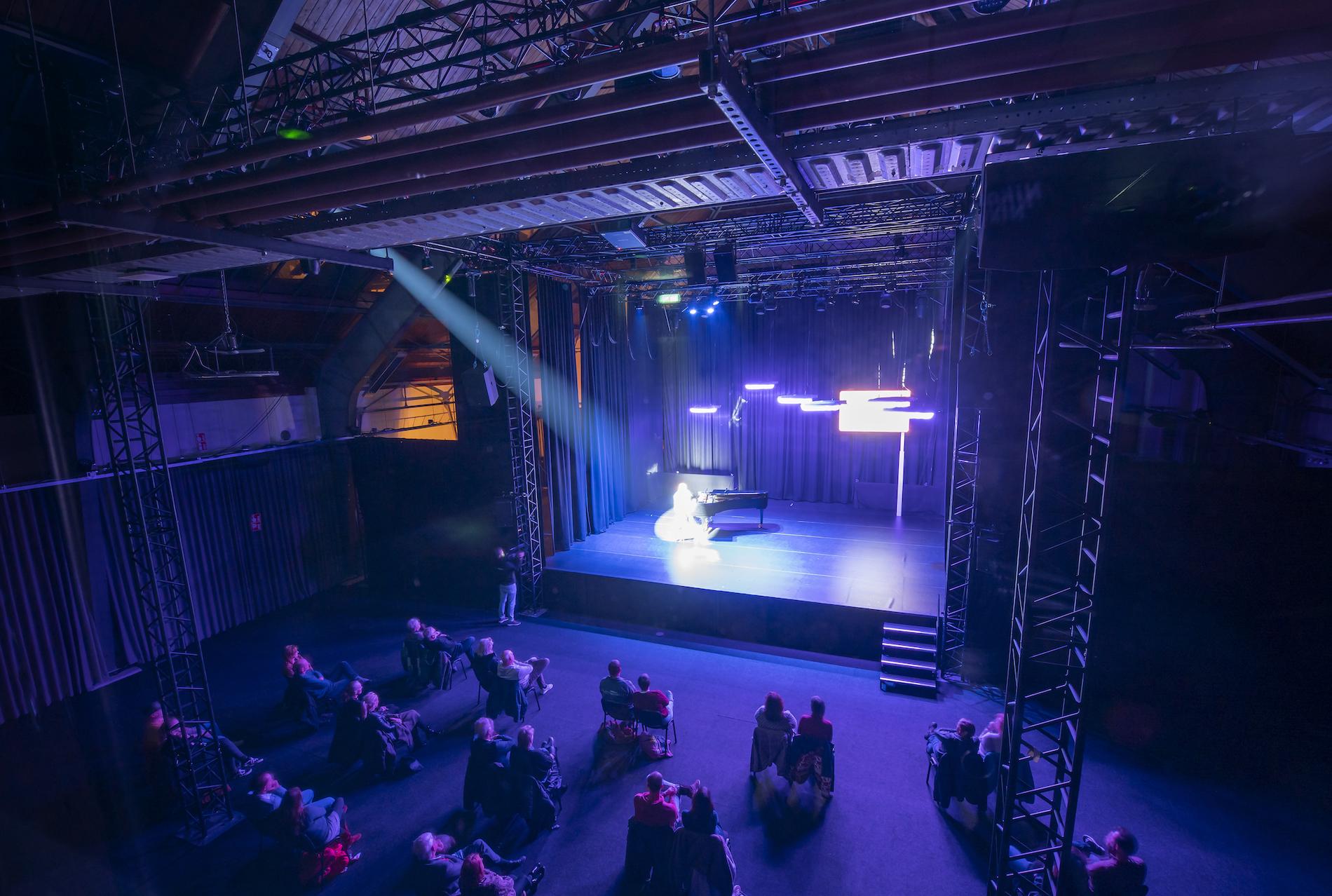 Ouderjaarsconference 2020 Theater Harderwijk